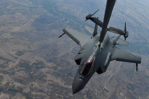 США впервые использовали истребители F-35A в боевых условиях