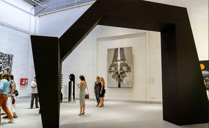 Музей современного искусства «Корсаков» в Луцке.