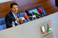 Премьер-министру Италии удалось получить вотум доверия Сената