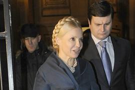 Тимошенко будет заворачивать в свое уголовное дело колбасу