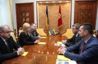 Послы Франции и Литвы посетили Харьковскую область