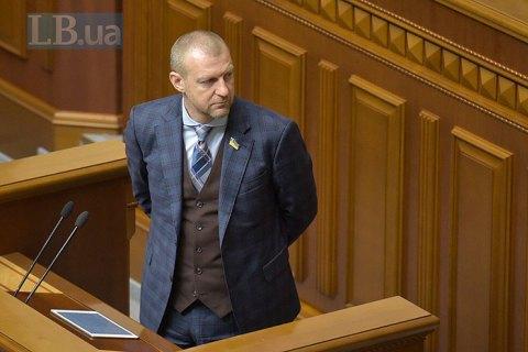 Нардеп Тетерук відкликав свою постанову про проведення інавгурації 28 травня