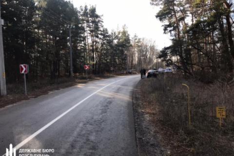Водієм авто, яке збило двох дітей під Києвом, виявився військовий Нацгвардії