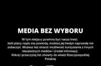 Польські медіа протестують проти нового податку на рекламу