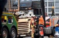 Die Welt: полиция Берлина задержала другого человека вместо водителя грузовика