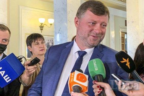 """Корнієнко назвав конфлікт """"Слуги народу"""" з Разумковим """"складною виробничою ситуацією"""""""