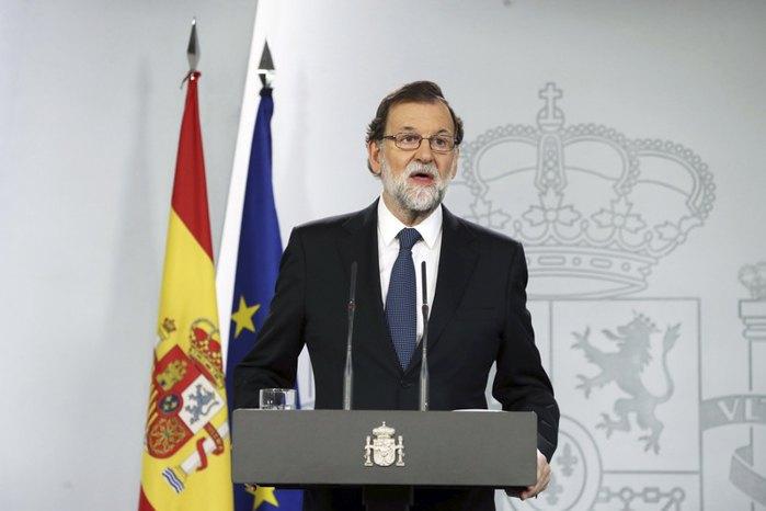 Прем*єр Іспанії Маріано Рахой