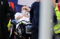 Еріксену, у якого зупинилося серце під час матчу Євро-2020, імплантують дефібрилятор