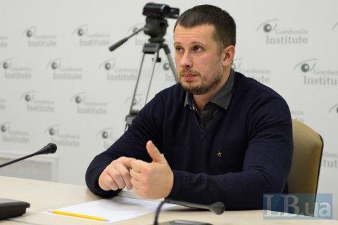 Билецкий обвинил руководство Нацгвардии в сепаратизме и коррупции