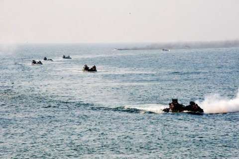 """З понеділка в Одесі розпочнуться навчання """"Sea Breeze"""""""