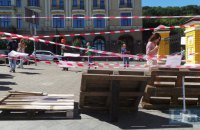 Киевсовет решил разорвать договор с застройщиком на Почтовой площади и предложить новый