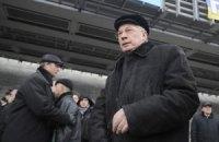 Азаров хоче перемогти кризу будівництвом мостів
