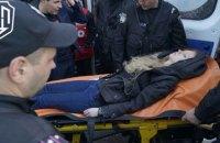 Віта Заверуха проходитиме обстеження в лікарні швидкої допомоги