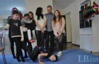 В Киеве открылся новый детский дом семейного типа