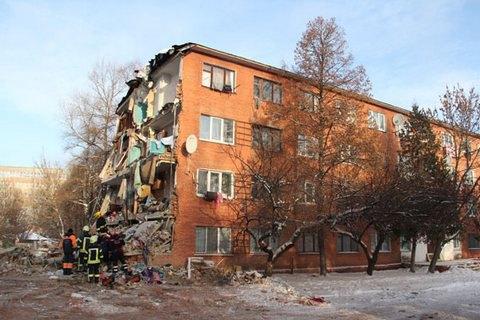 Поліція спростувала інформацію про вибух у гуртожитку в Чернігові