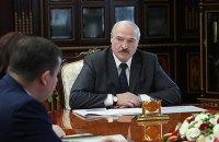 """Лукашенко заявил, что в Беларуси """"чисто от коронавируса"""" никто не умер"""