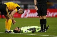Голкипер получил страшную травму в матче Английской премьер-лиги