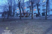 В Кропивницком мужчина угрожал взорвать дом, напустив в квартиру газа