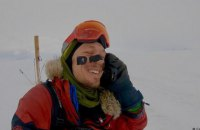 Американець О'Брейді успішно завершив одиночний перехід через Антарктику