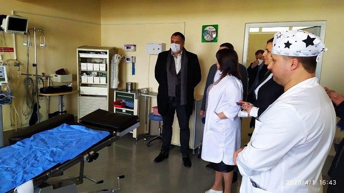 Кам`янко-Бузька центральна районна лікарня