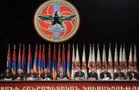 В Армении правящая партия набирает более 44%