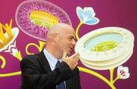 Президент ФИФА Инфантино заразился коронавирусом