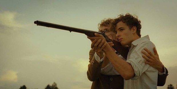 Кадр из фильма <<Павлин>>