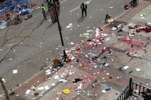 В Бостоне взорвали библиотеку