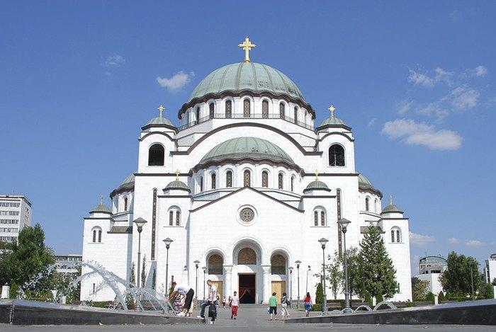 Собор Св. Саввы в Белграде