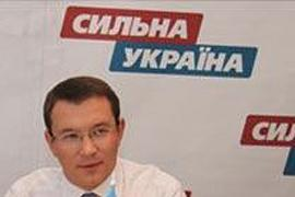 Сын Богатыревой уходит от Тигипко