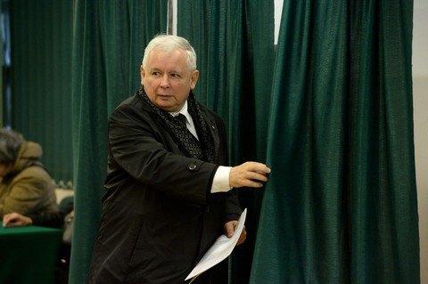 Партия Качиньского выиграла выборы в Польше