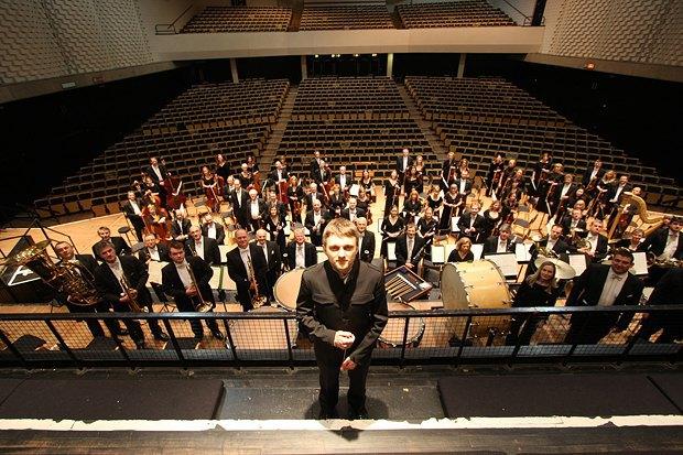 Кирилл и Борнмутский симфонический оркестр