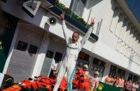 Хэмилтон выиграл Гран-При Венгрии и увеличил отрыв от Феттеля до 24 очков
