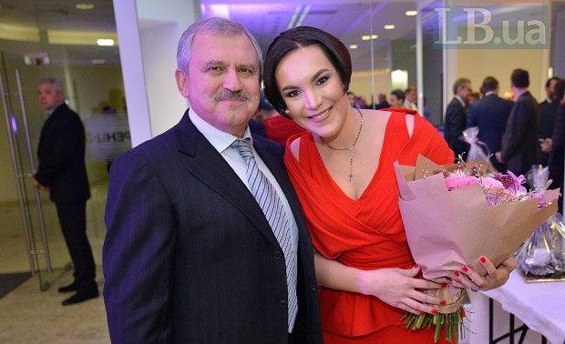 Андрей Сенченко и Соня Кошкина