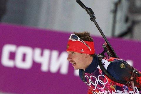Антидопінгова панель CAS анулювала перемоги російського біатлоніста на двох олімпіадах