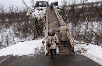 Марчук: мост в Станице Луганской не ремонтируют, потому что Россия хочет, чтобы он выдерживал танки