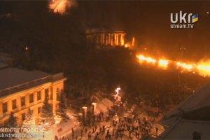 У Чернігові зауважено танки, але в Київ їх обіцяють не відправляти