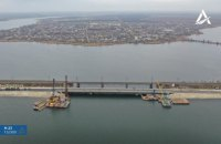 На Днепропетровщине открыли мост через Чертомлык