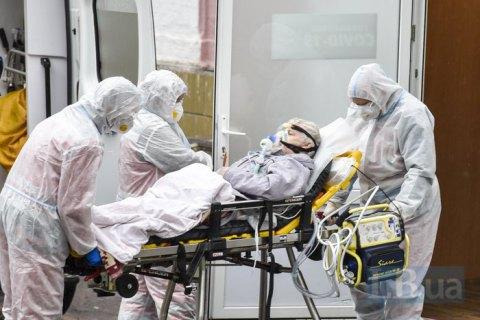 В Украине впервые с декабря обнаружили более 10 тыс. новых случаев ковида за сутки