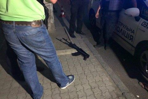 Суд арестовал без права залога фигуранта дела о перестрелке в Днепре