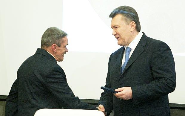 Петр Медянка