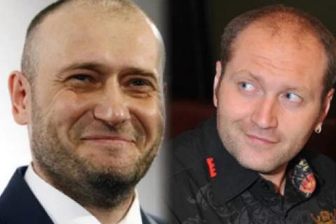 Российские журналисты в ПАСЕ пытались выдать нардепа Березу за Дмитрия Яроша