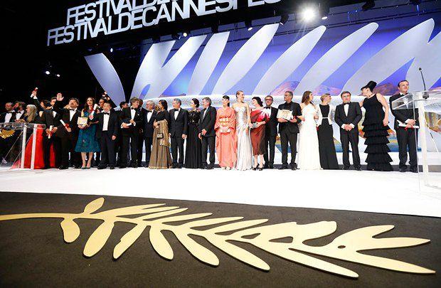 Все победители и члены жюри 66-го Каннского кинофестиваля