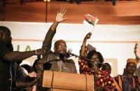 В Буркина-Фасо избран новый президент