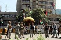 У Кабулі залишаються посольства лише Пакистану, Китаю та Росії