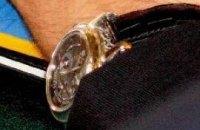 Черновецький міняє найдорожчі в світі годинники, як шкарпетки