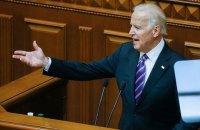 Байден потребовал от Украины выполнить обязательства по Минским соглашениям
