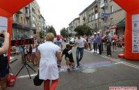 Мера Житомира забрала швидка на фініші марафону