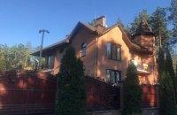 Под Киевом из огнестрельного оружия сбит беспилотник, снимавший дом чиновника ГПУ