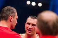 Владимир Кличко заявил о возможном возвращении на ринг